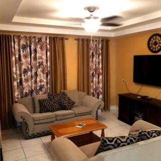 Two bedroom apartment – Woodbrook