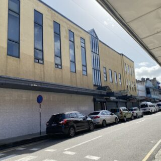 Office Spaces Prince Street – Commercial Rental