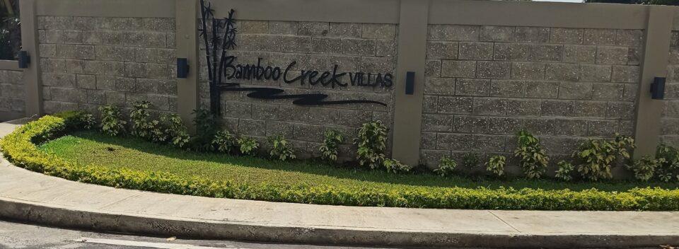 Bamboo Creek Villas
