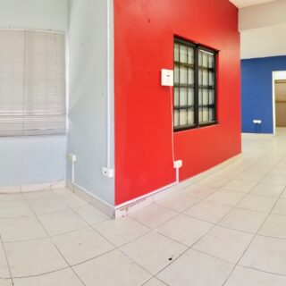 GUTHRIE STREET, ST. JAMES- UPSTAIRS OFFICE SPACE FOR RENT