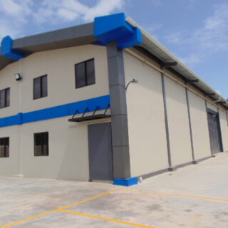 NEW COMMERCIAL BUILDING AND WAREHOUSE, MOUNT LAMBERT