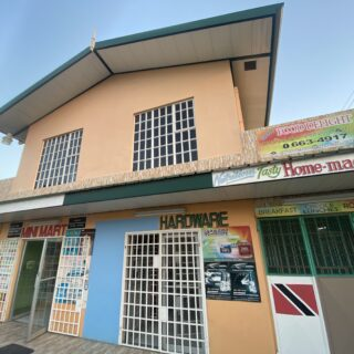 Commercial Space for rent : 22000TTD  : St. Augustine