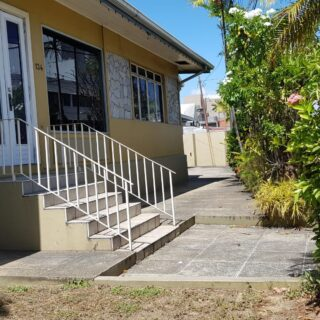 WRIGHTSON ROAD, POS    COMMERCIAL BUILDING   RENTAL    ASKING;  TT 25,000 / MTH