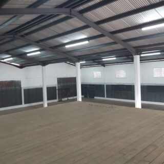WAREHOUSE FOR LEASE IN SAN JUAN 9000SF WITH MEZZANINE $34,000