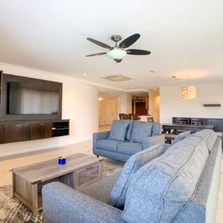 Ground Floor Move in Ready 3 Bedroom Bayside Towers
