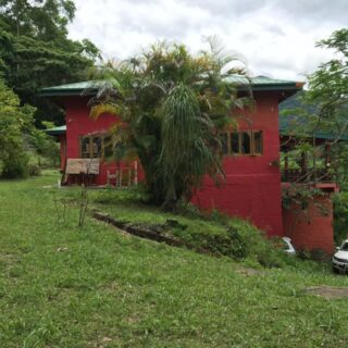Homestead in Maracas Valley for sale!