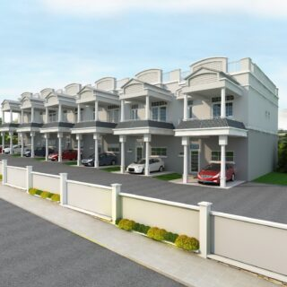 Ritchview Residences, Allahar Street, La Romain Townhouse for Sale