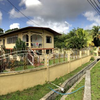 Mayaro 5 Acres with House for Sale