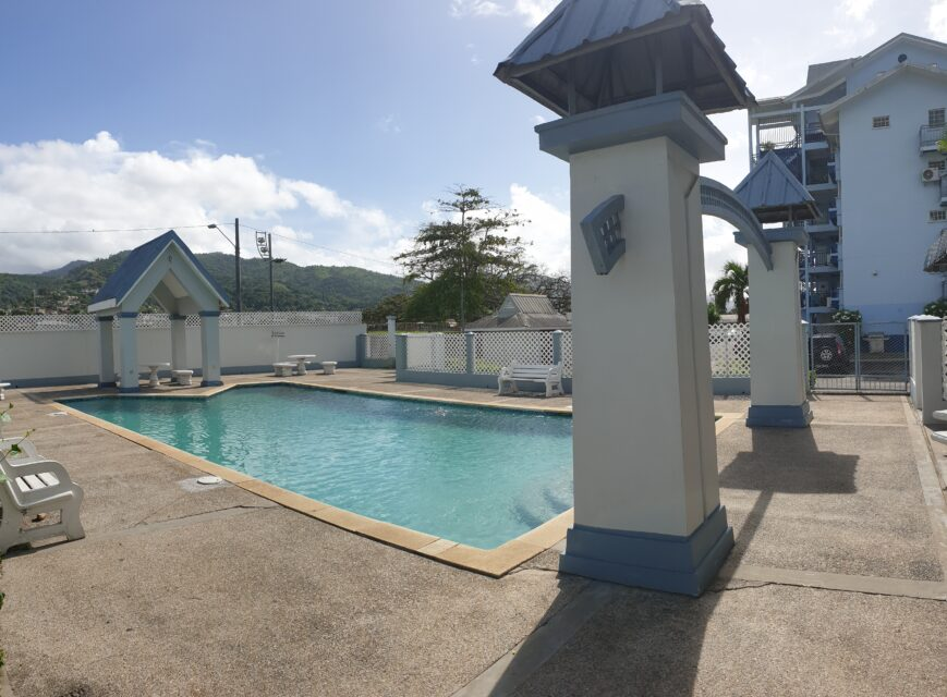 Fully Furnished 2 Bedroom Savannah Villas Apartment FOR RENT