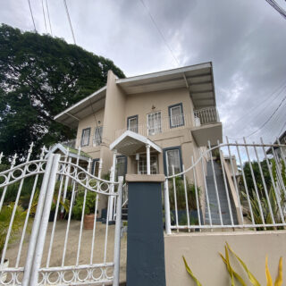 For Rent:  St. Augustine 2 Bed 2 Bath  Furnished Apartment  5000TTD