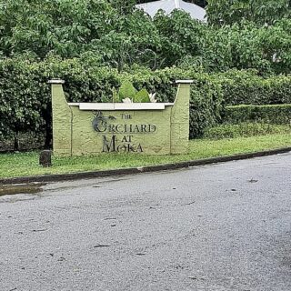 """LAND FOR SALE @ """"THE ORCHARD AT MOKA"""" MARAVAL"""