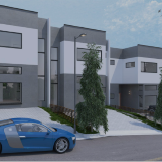 New townhouses for sale in Trinidad