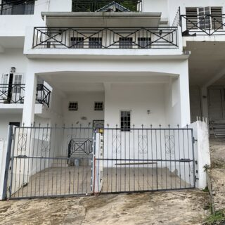Townhouse for RENT- Winnie Mohammed Road, Diego Martin