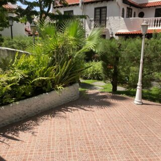 Spanish Court Townhouse for Rent