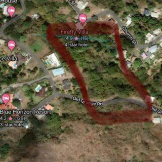 Tobago Land for Sale-Mt Irvine