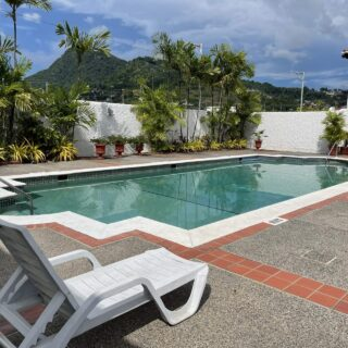 Fully Furnished & Equipped 2 Bed, 2 ½ Bath Apt