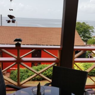 Furnished 3 Bed, 2.5 Bath Down D Island House (Comes with Pirogue)
