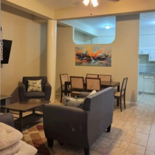 FOR RENT: ST AUGUSTINE, ASKING PRICE – TT$5,000
