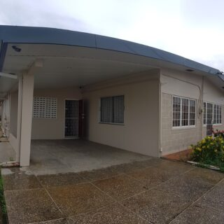UF Trincity home now available for rent.