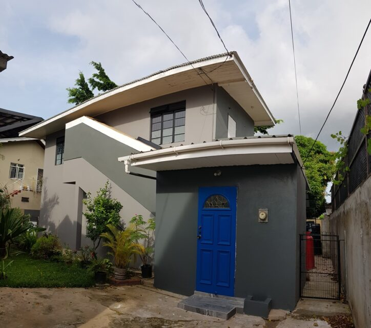 🏠Tastefully finished, 2 AC bedrooms, 2 baths, UF, pet-friendly Woodbrook TH now available for rent on small private compound.🏠