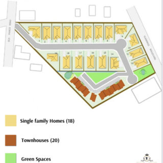 Vale Royal Estates, Piarco Old Road, D'Abadie Townhouses – FOR SALE