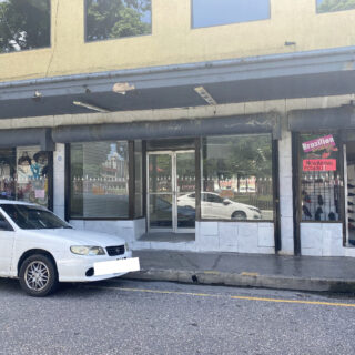 Frederick Street, POS – COMMERCIAL FRONTAL SHOP