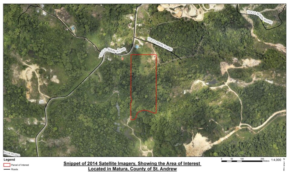 Toco Main Road, Matura Land for Sale