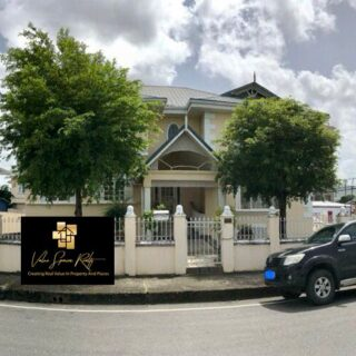 ST. CLAIR COLONIAL STYLE COMMERCIAL PROPERTY FOR SALE @TT$13M!!!