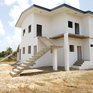 Chaguanas – (4)  Apartment  Building