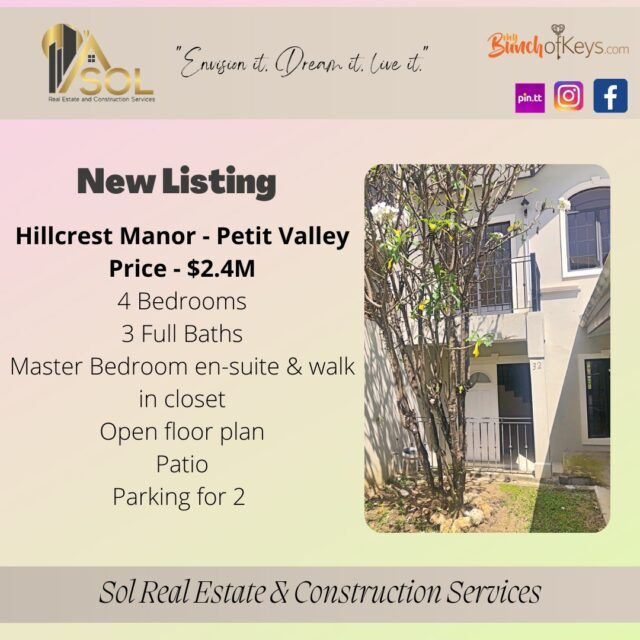 Hillcrest Manor – Petit Valley