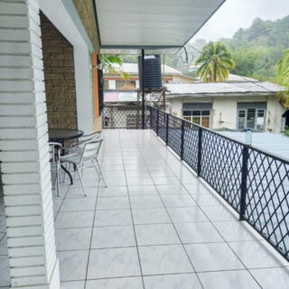 2 Bedroom Maraval Apartment available Furnished or Unfurnished