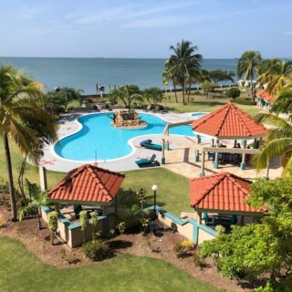 Spacious Ocean View Bayside Towers Apartment 5 Bed 4 Bath
