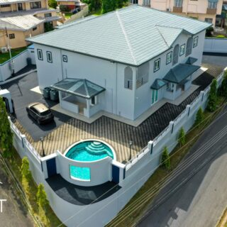 Beautiful Modern Palmiste Multi-Family Home with Private Pool, 3 Units, FF