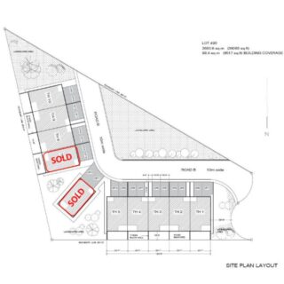 For Sale – Townhouses, D'Abadie