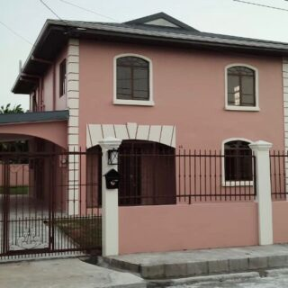 Beautiful  Chaguanas 3 Bedroom Home for Rent