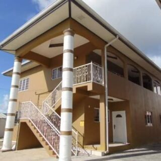 CHAGUANAS TWO FULLY FURNISHED 2 BEDROOMS, 1 BATH APARTMENT
