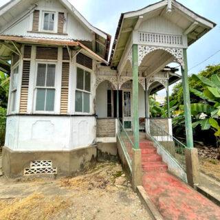 For Sale: Vintage Home Ana Street, Woodbrook