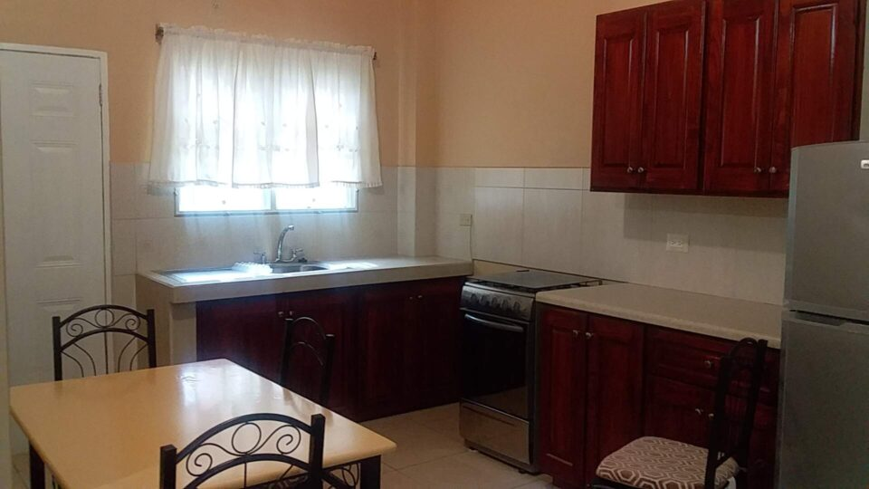 FOR RENT: ONE Bedroom Apartment, St Augustine