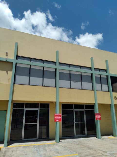TUNAPUNA COMMERCIAL SPACE FOR RENT TT$9,500