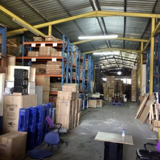 Warehouse Eastern Main Road, Laventille – FOR SALE