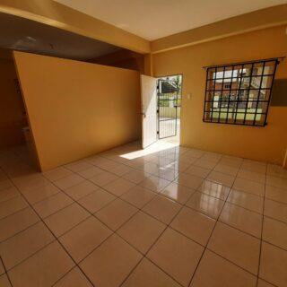 Generous 2 bedroom, Cunupia