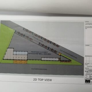 COMMERCIAL LAND FOR SALE AT PT LISAS