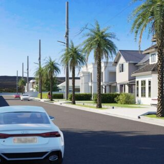 """Palm Boulevard """"A Community of Families"""""""