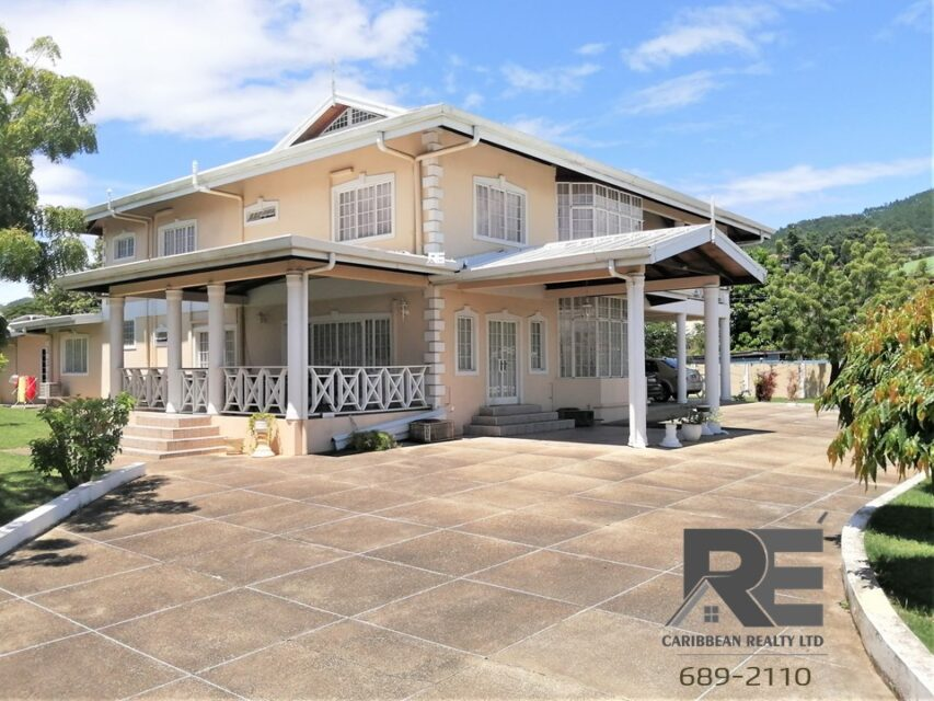 Large House – Appropriate for residential or commercial Use
