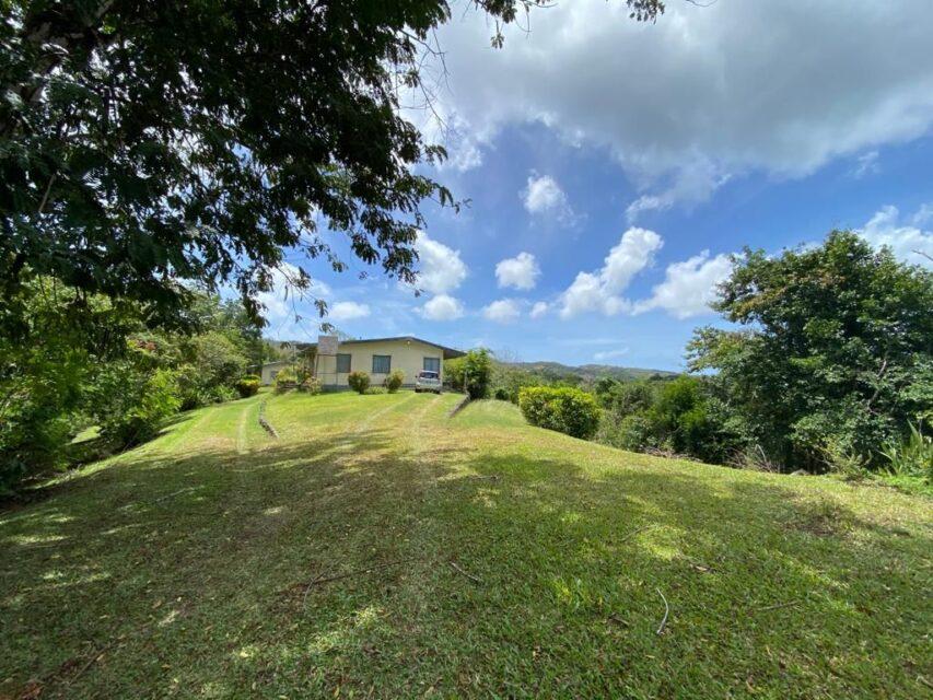 Arnos Vale, Pentlands, Tobago