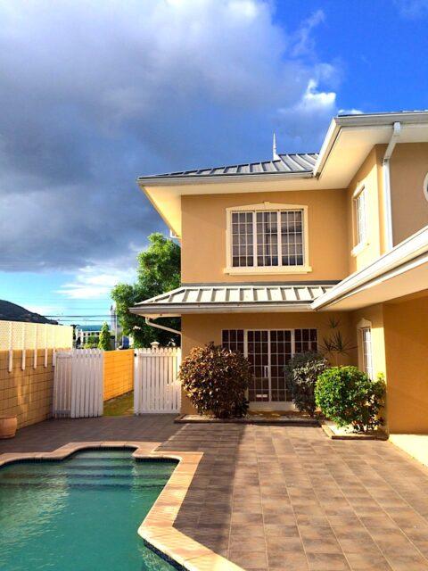 Ocean Boulevard, Westmoorings House for Rent!