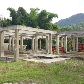 Incomplete Structure and Land FOR SALE ⛰ Upper Santa Cruz ⛰